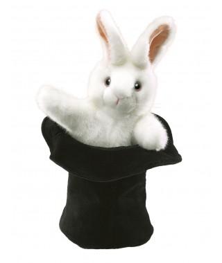 Conejo en Chistera
